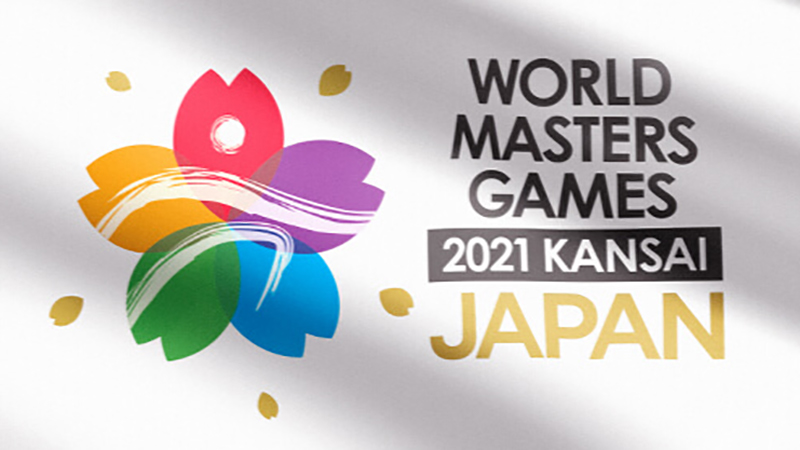 World Masters Games 2021 Kansai Japan